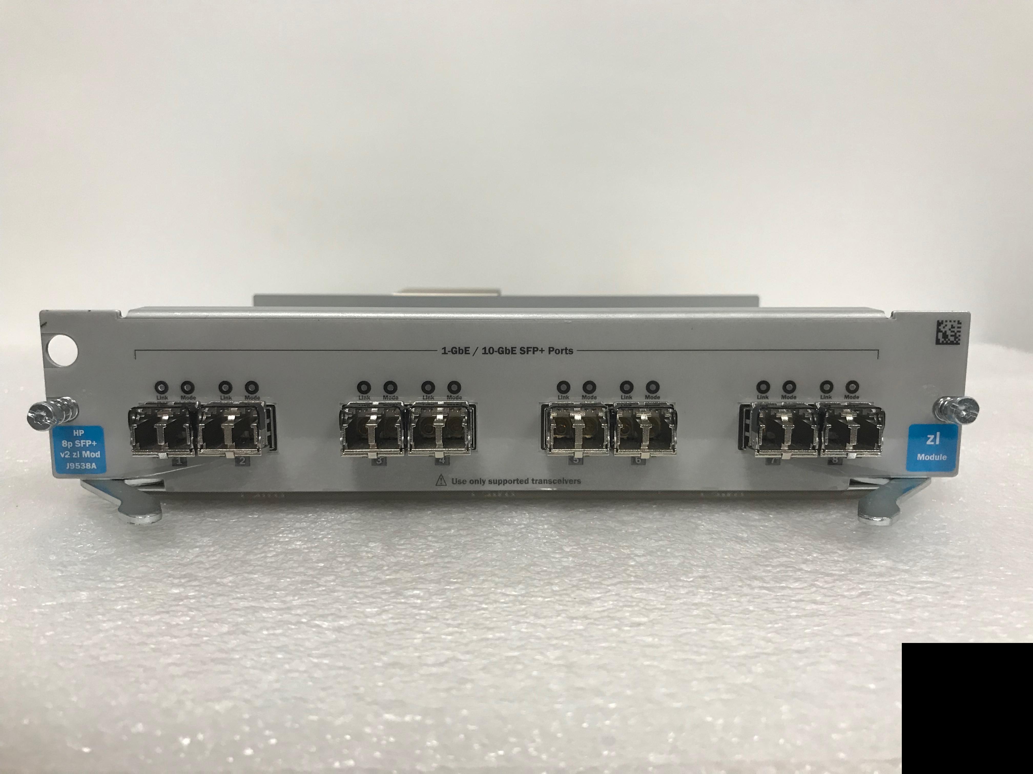 Aruba/HPe Procurve zl Switch modules for sale - Off Topic
